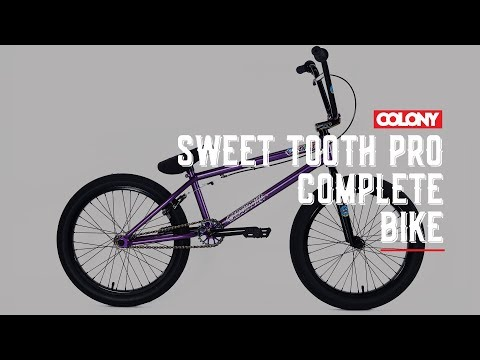 The all new 2018 Colony Sweet Tooth Pro is out now. Alex Hiam's signature bike is stacked with the goods. More info here: ...
