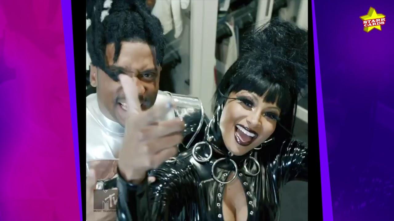 Halloween 2020: Russell Wilson & Ciara reenact Busta Rhymes & Janet Jackson's