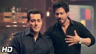RAEES Shahrukh Khan and SULTAN Salman Khan Together in RAEES Promotion