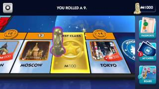 Monopoly Here and Now World Edition gameplay and review