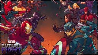 SO MANY UPGRADES...WHO'S STRONGEST? (Level 70 Best & Worst) - Marvel Future Fight