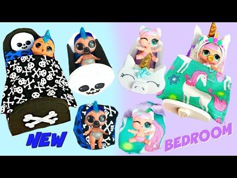 Baixar Punk Boi Unicorn Girl Move into LOL Surprise Mansion Doll House