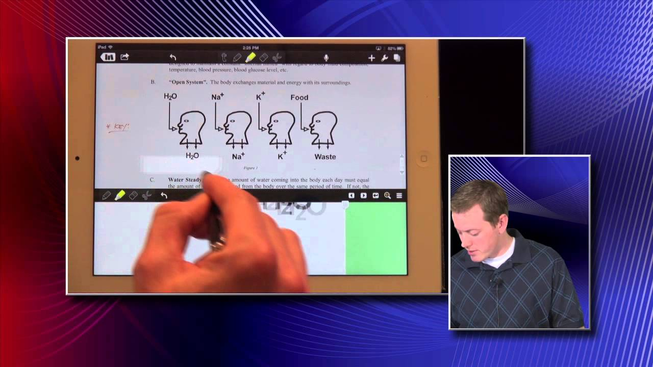iPad Tutorial: Overview of Notability App
