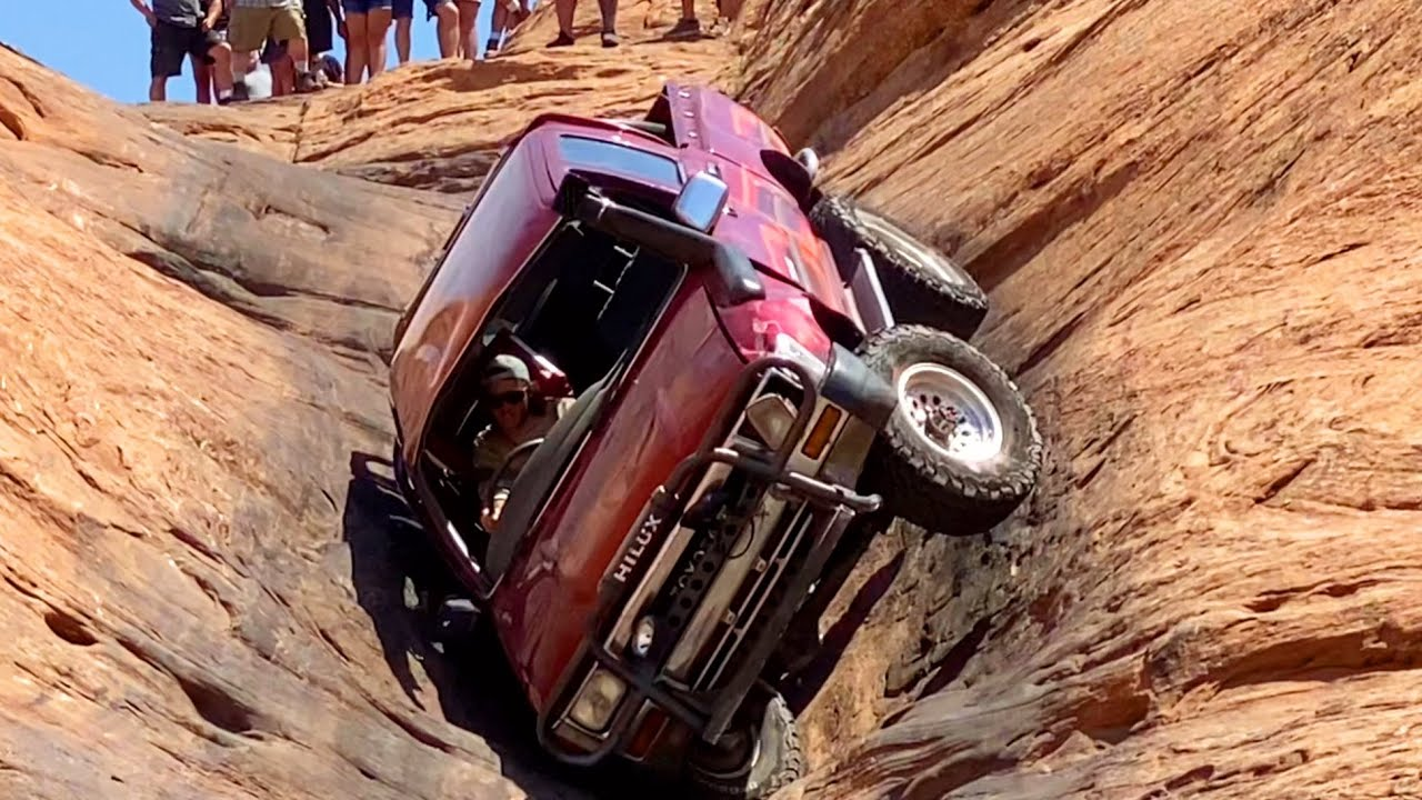 Toyota Hilux Durability Test #3