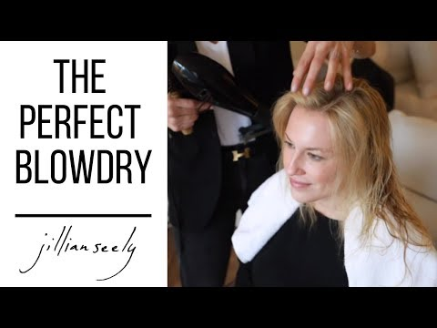 blowdry tips for healthy gorgeous looking hair