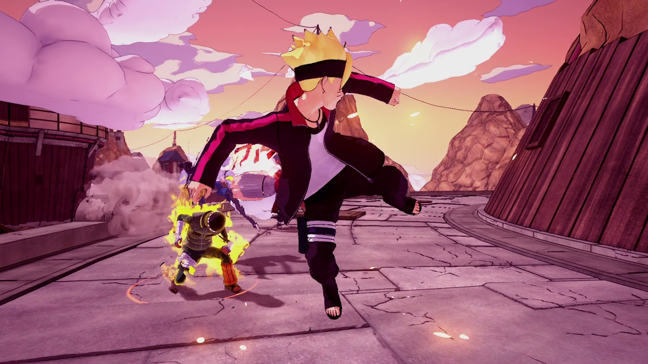 Naruto To Boruto Shinobi Striker Pc Controller Not Working