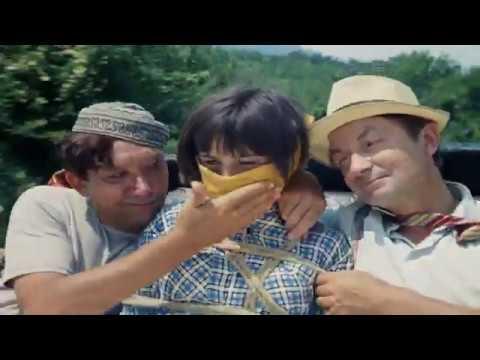 Кавказская пленница или новые приключения Шурика 1966 г (Погоня)