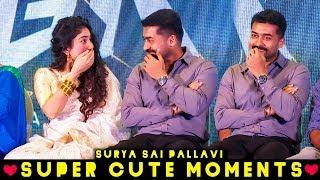 "Surya & Sai Pallavi Cutest Romantic Moments"" | @NGK Trailer, Audio Launch!"