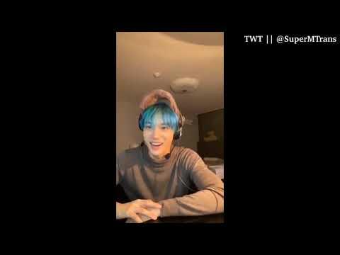 [ENG SUB 🐻] 191201 EXO Kai Instagram Live