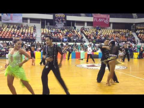 2016 Dancesport federation of the philippines