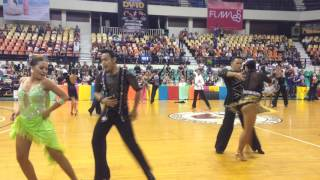 2016 Dancesport federation of the philippines