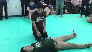 システマジャパン12月15日年末特別トレーニングの西部嘉泰の動画。