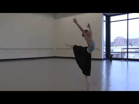 Dew Drop Rehearsal from Colorado Ballet