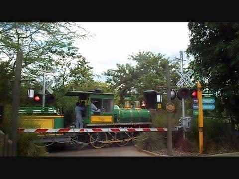 Serengeti Express Train Busch Gardens Florida Youtube