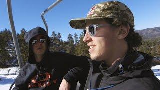 3 Shreds, 1 Day: Mark and Craig McMorris Have the Ultimate Board Day