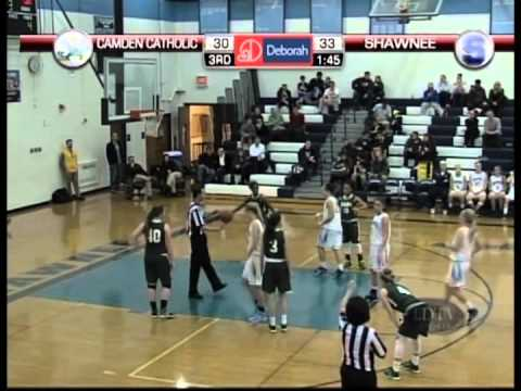 LDTV Sports: Camden Catholic @ Shawnee Girls Basketball 12/19/14