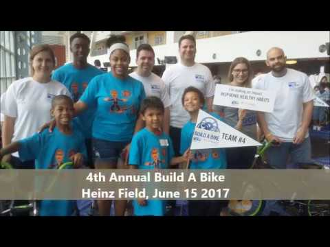 United Way of SW PA 4th Annual Build a Bike! with the New Pittsburgh Courier (6.15.17)
