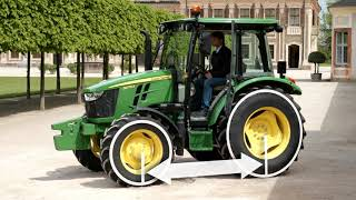 John Deere - Tractores serie 5E