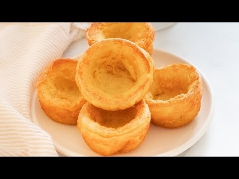 Vegan Yorkshire Puddings Youtube