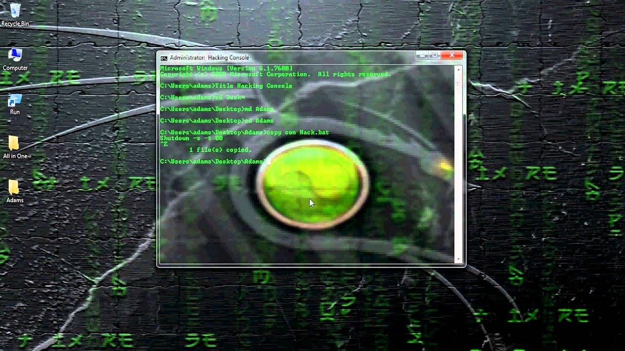 how to delete virus using cmd