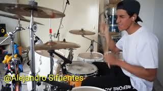The Best Drummer Alan Walker - The Spectre Cover