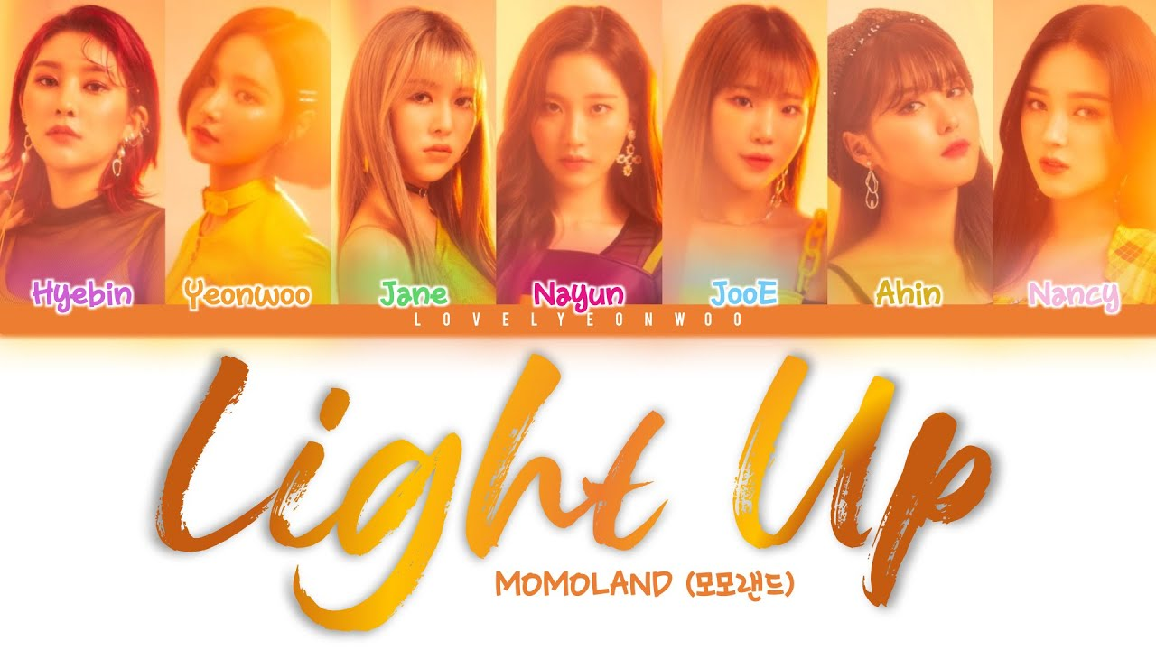 MOMOLAND – Light Up (빛나)