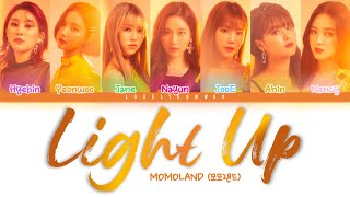 [2.97 MB] MOMOLAND (모모랜드) – Light Up (빛나) Lyrics (Color Coded Han/Rom/Eng)