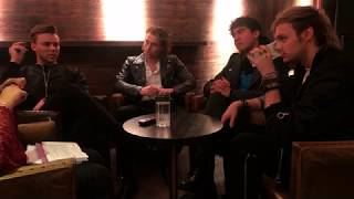 5 Seconds of Summer interview with London Evening Standard