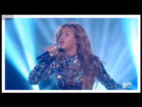 Beyonce XO Live (Best audience reaction)