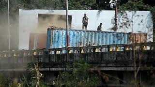 Colombia advierte de caída de puentes fronterizos con Venezuela