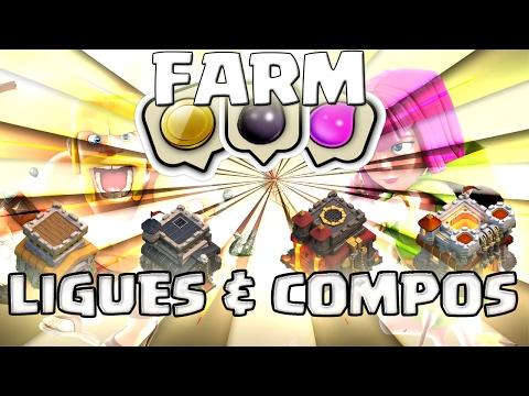 OU ET COMMENT FARMER TOUTES LES RESSOURCES ?!!! | TOUT HDV !!! | Clash of Clans FR