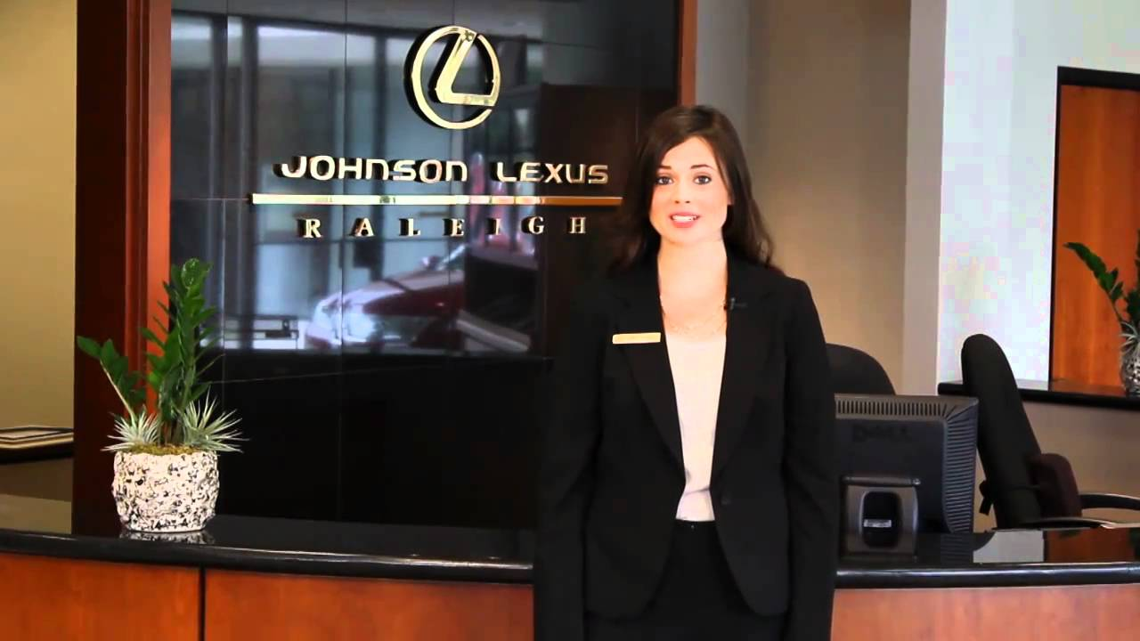 Johnson Lexus Dealership Tour & Customer Testimonials - YouTube