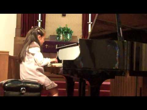 Sharon Plays Grieg Lyric Pieces Op.71 No. 3