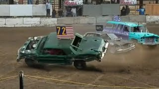 Demolition Derby Hard Hits Compilation 2017 KDDA