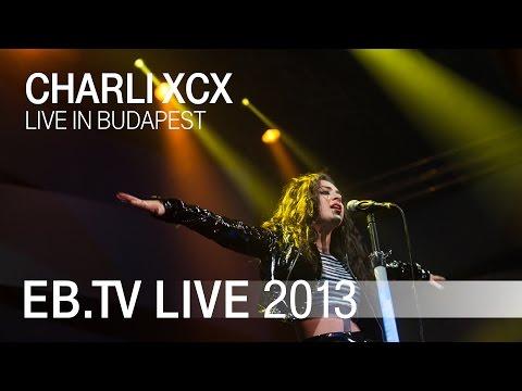 CHARLI XCX  in Budapest 2013