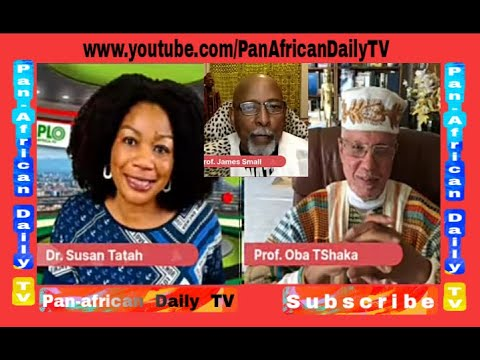 Prof. Oba T. Shaka On Return to the African Mother Principles of Male & Female Equity
