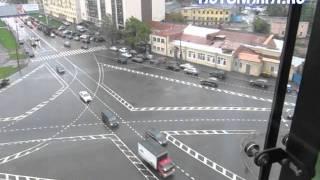 Перекресток Пискаревского пр. и шоссе Революции(, 2011-09-30T06:18:16.000Z)