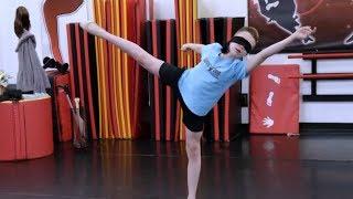 Brady Has To Dance BLINDFOLDED | Dance Moms | Season 8, Episode 15