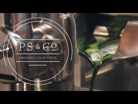 P.S. & Co. Cold-Press Juice