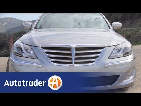 2012 Hyundai Genesis Sedan New Car Review AutoTrader