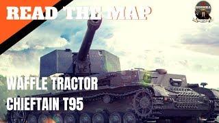 Map Reading & Game Leading World of Tanks BLitz