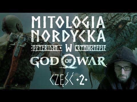 Mitologia Nordycka w God of War - część 2: Bohaterowie i Mity