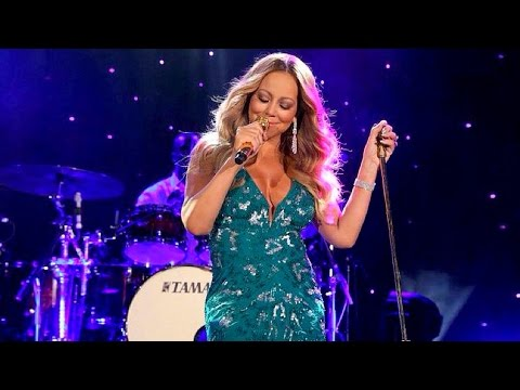 "Mariah Carey - Happy New Year 2016 + Eve Live ""Palladium At Clown"""