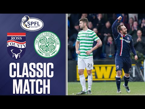 Classics - Ross County 3-2 Celtic, 09/03/2013