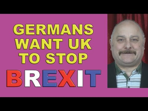 Germans want the UK to stop Brexit! Mp3