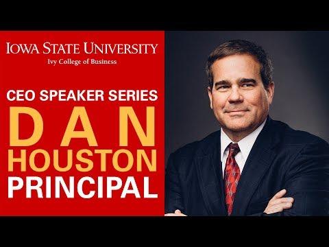 CEO Speaker Series -  Dan Houston, Journey of a CEO