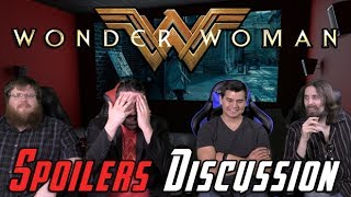 Wonder Woman Spoilers Discussion