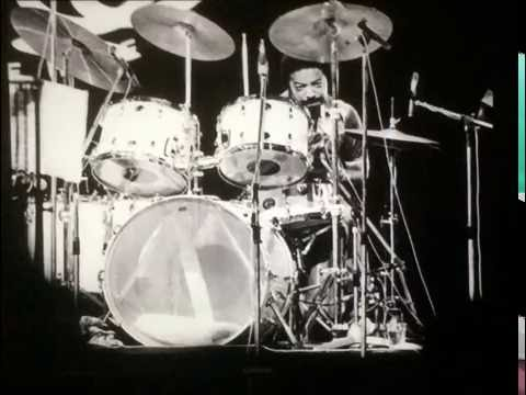 Tony Williams Drum Workshop Austria 1987