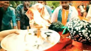 Ganpati Alaa Re 2018   गणपती आला रे   WhatsApp Status Video   Tejas 1 Patil    Rajneesh Patel  
