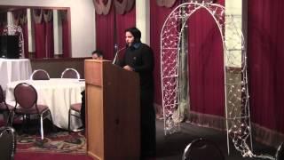 Mein Is Tarha Say Hoon Ya Rab recited by Janab Ahsan Jaffri Milad un Nabi 1435 January 2014